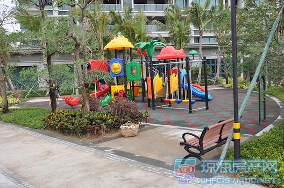清水湾小区儿童乐园